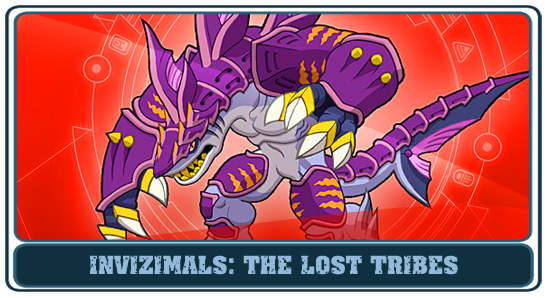 InviZimals: Затерянные племена