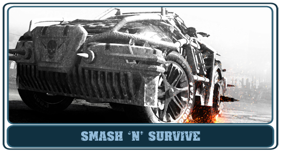 Smash 'N' Survive