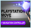 Playstation Move + Navigation