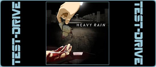 Обзор XMB темы Heavy Rain - Crime Scene