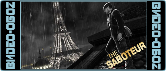 Video Review The Saboteur