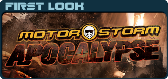 Motorstorm Apocalypse Preview