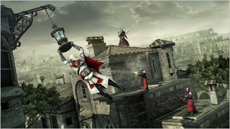 Assassin's Creed: Brotherhood Ревью