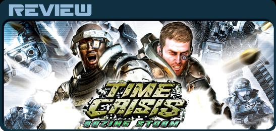 Рецензия на Time Crisis: Razing Storm
