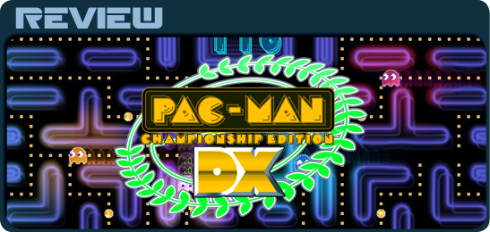 Ревью на Pac-man Championship Edition DX