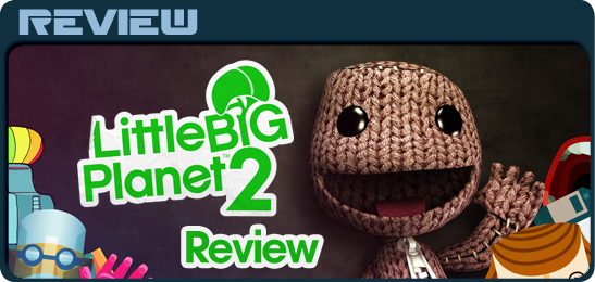 LBP, LittleBigPlanet 2, Review, Обзор