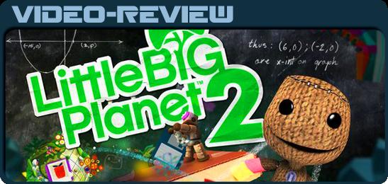 LittleBigPlanet 2 Видео-Обзор