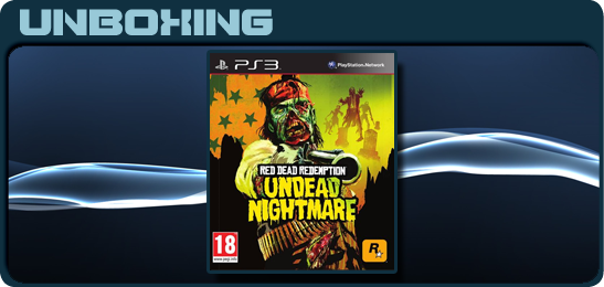 Red Dead Redemption: Undead Nightmare Unboxing