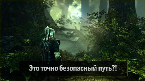 Презентация Ведьмак 2, ps3zone.ru
