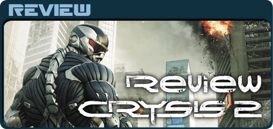 Рецензия Crysis 2