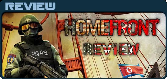 Рецензия Homefront