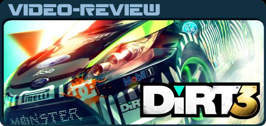 DiRT 3 Видео-Обзор
