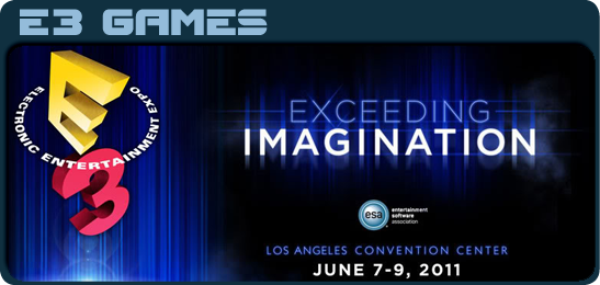 E3 2011 Анонсы