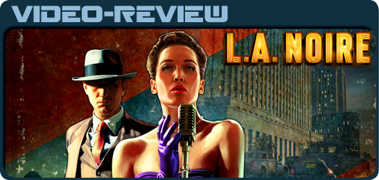 L.A. Noire Видео-Обзор