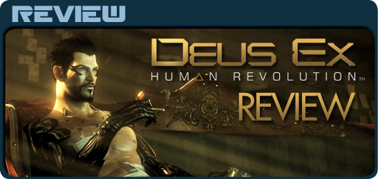 Deus Ex: Human Revolution, DXHR, Review