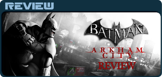 Batman: Arkham City Ревью