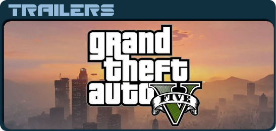 Grand Theft Auto V  - Трейлер с русскими субтитрами, Трейлер