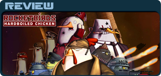 Обзор Rocketbirds: Hardboiled Chicken