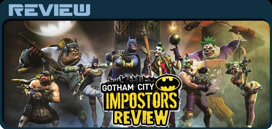 Обзор Gotham City Impostors