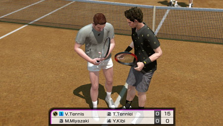 Рецензия на Virtua Tennis 4: World Tour Edition