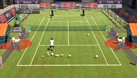 Картинка в Virtua Tennis 4: World Tour Edition