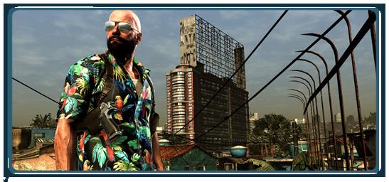 Max Payne 3 Первый Взгляд