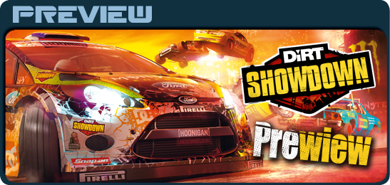 Превью на DiRT Showdown