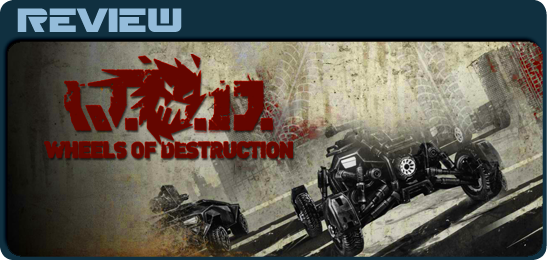 Рецензия на Wheels of Destruction: World Tour
