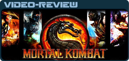 Mortal Kombat for PS Vita видео рецензия