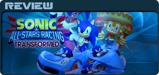 Ревью Sonic & All-Stars Racing Transformed