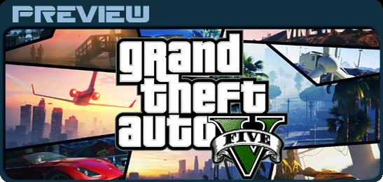 Первый взгляд на Grand Theft Auto V