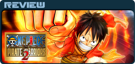 Ревью One Piece: Pirate Warriors 2