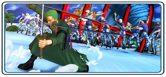 Обзор One Piece: Pirate Warriors 2