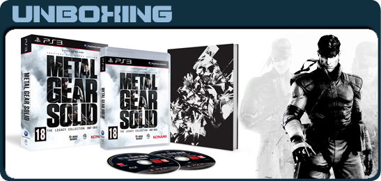 Metal Gear Solid The Lagacy Collection
