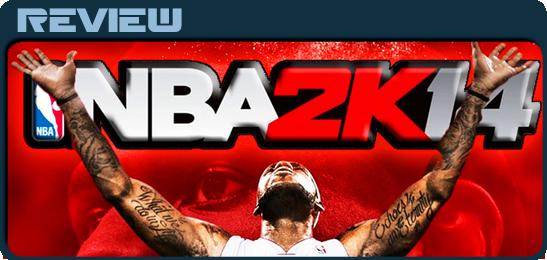 Ревью NBA 2K14