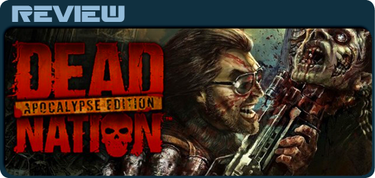 Рецензия на Dead Nation Apocalypse Edition