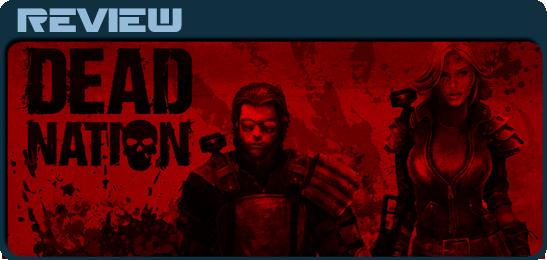 Рецензия на Dead Nation PSVita