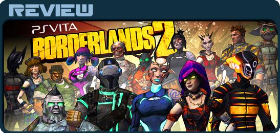 Рецензия на Borderlands 2 для PS Vita