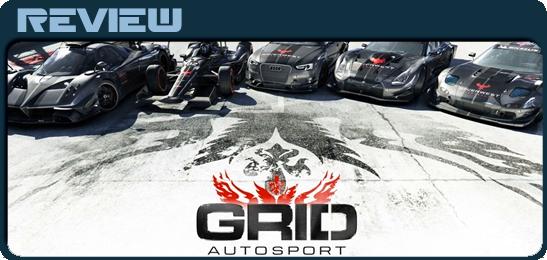 Рецензия на GRID Autosport