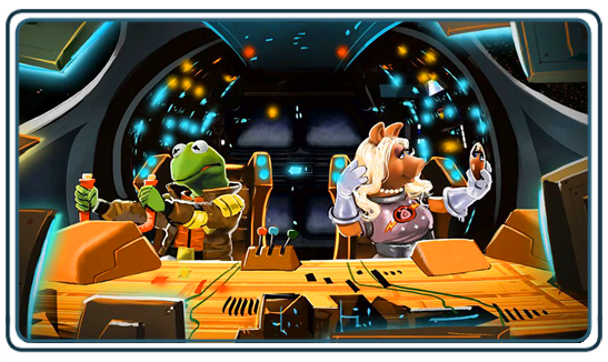 The Muppets Movie Adventures Ревью