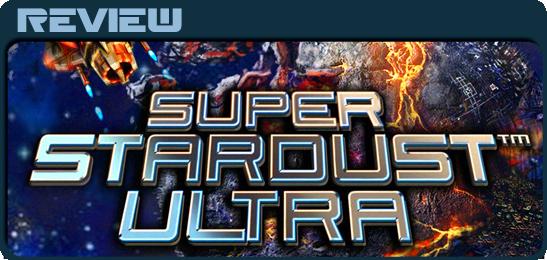 Рецензия на Super Stardust Ultra