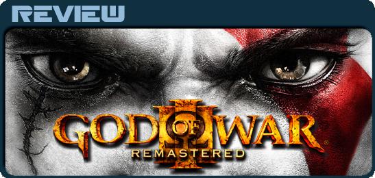 Рецензия на God of War III Обновленная версия