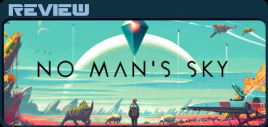 Рецензия на No Man's Sky