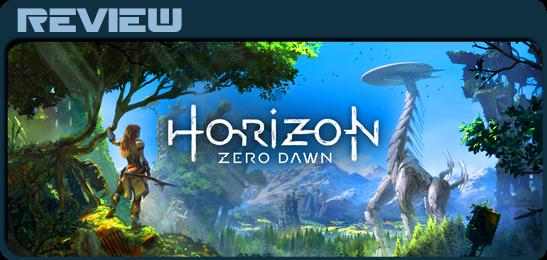 Рецензия на Horizon: Zero Dawn