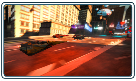 Wipeout: Omega Collection Ревью