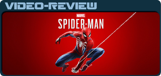 Marvel's Spider-Man видео рецензия